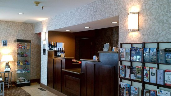 Best Western Plus The Inn & Suites At The Falls:                                     Breakfast