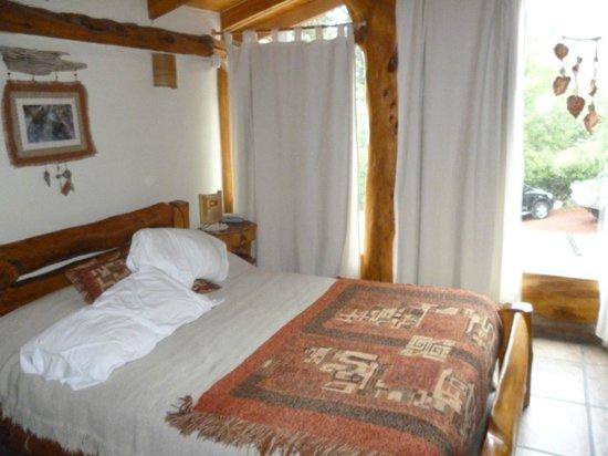Arcadia Patagonia:                   cama