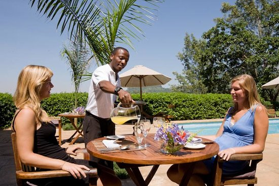 Onsea House Arusha: Casual lunch