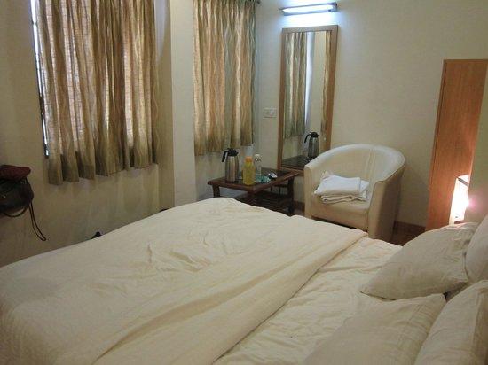 Hotel Sai Sahavas :                   Interior