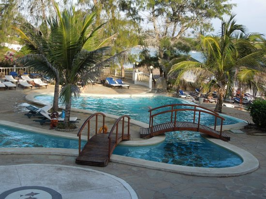 Aquarius Club International Resort: piscina