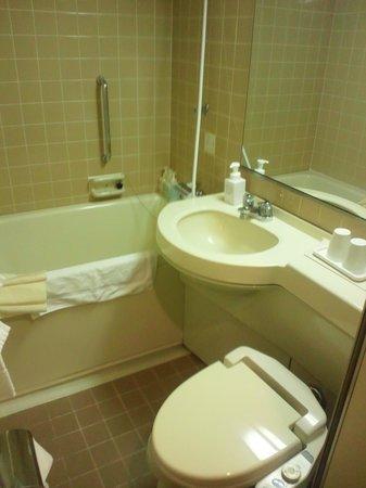 Shizuoka Grand Hotel Nakajimaya:                   シングル2バスルーム
