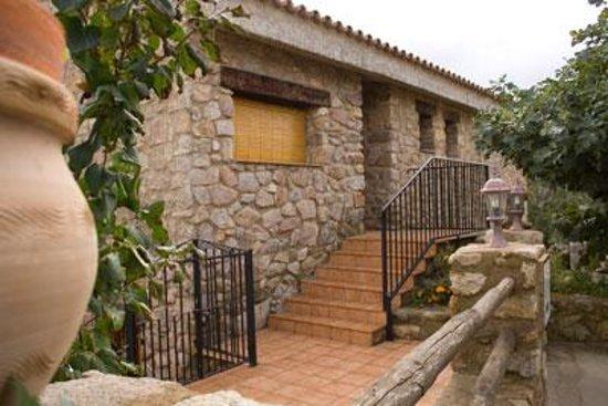 Casa rural la jiguera valencia de alc ntara provincia de for Hoteles en valencia de alcantara
