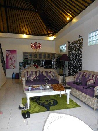 Bermimpi Bali Villas:                   Living Area