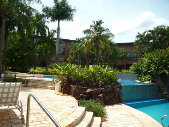 Iguazu Grand Resort, Spa & Casino:                   Piscina Externa