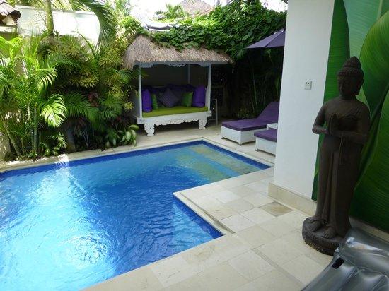 Bermimpi Bali Villas:                   Pool Again