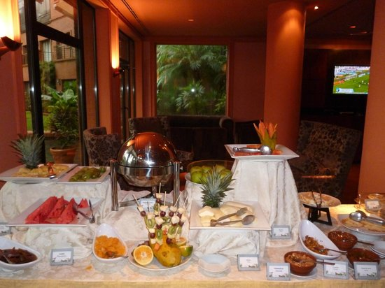 Iguazu Grand Resort, Spa & Casino:                   Desayuno Buffet