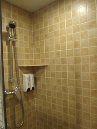 Golden Crown Guesthouse:                   Shower