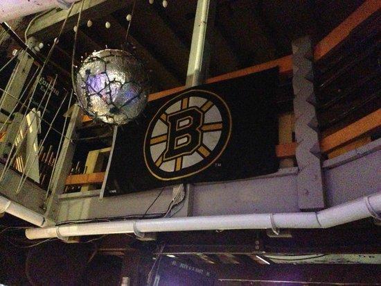 Castaway's:                   Bruins!!