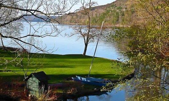 Landmark Inn: Gorgeous Parks