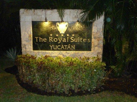 TRS Yucatan by Palladium:                   The Royal Suites