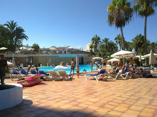 Piscina foto di sol tenerife playa de las americas for Alberca las americas