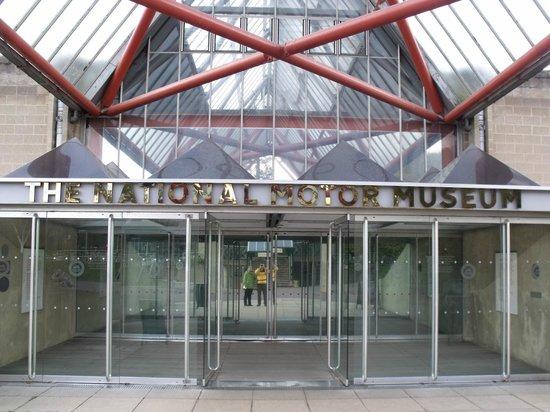 Beaulieu Motor Museum Entrance Picture Of Beaulieu