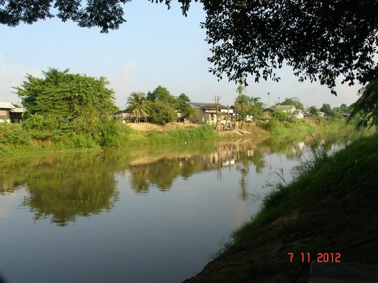 Baan Nam Ping Riverside Village:                   Riverview