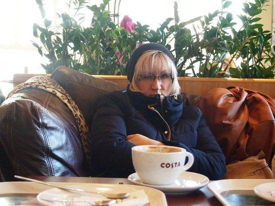 Costa Coffee: Уютно