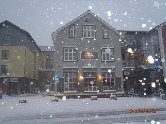 Hotel Reykjavik Centrum:                   its iceland!