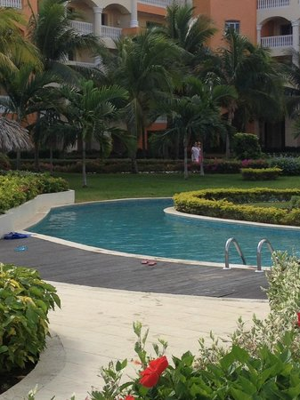 Iberostar Rose Hall Suites:                   The Lazy River