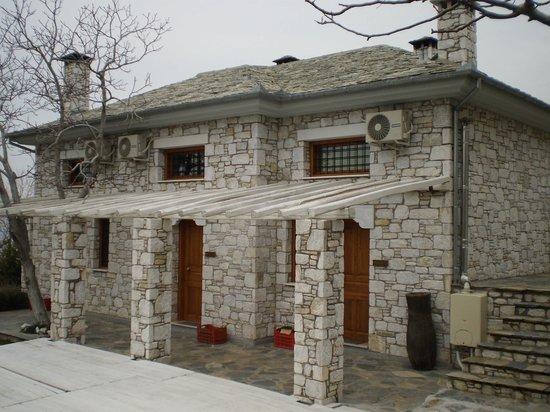 Mikros Vorias small luxury suites: εξωτερική άποψη