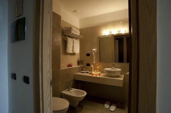 Hotel La Zagara: Bagno