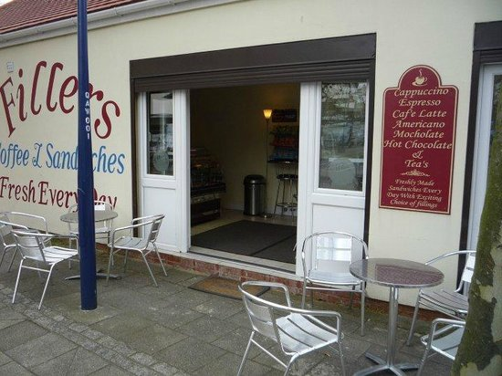 Fillers Coffee Bar: Another