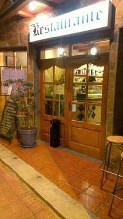 Torreblanca, España:                   apuntito de cenar