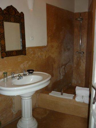 Dar Lalla F'dila: Salle de bain