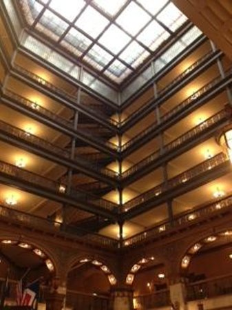 The Brown Palace Hotel and Spa, Autograph Collection:                   Lobby Atrium