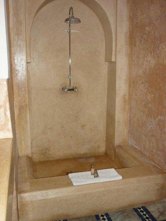 Dar Lalla F'dila: Salle d'eau