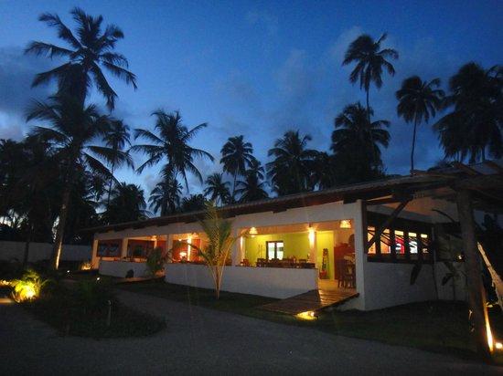 Pousada Vila Cobé :                   Restaurante