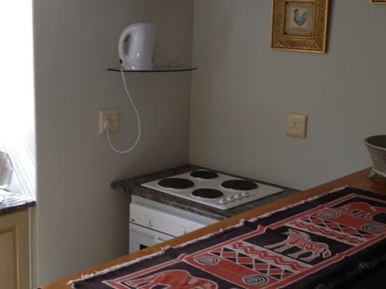 Al Villa Romantica:                   kitchen