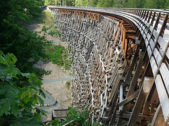Hawley Place Bed and Breakfast: Kinsol trestle-another day trip