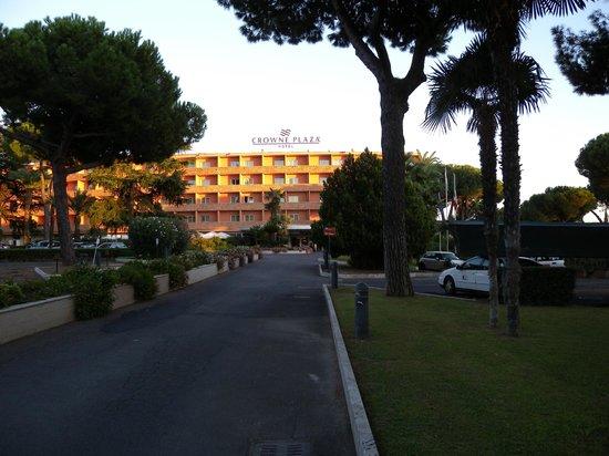 크라운 플라자 로마 세인트 피터스 호텔 앤드 스파 사진