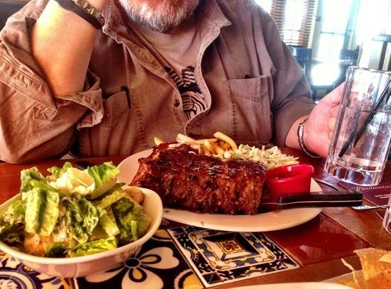 Chili's Texas Grill Westgate : Ribs are delicious!