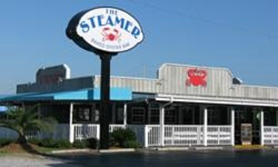The Steamer & Baked Oyster Bar