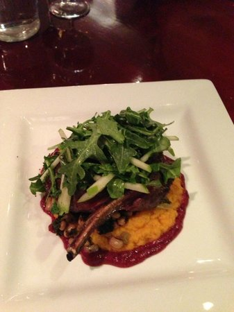 Up the Creek Bar & Grill:                   up the creek with carte blanc vineyards