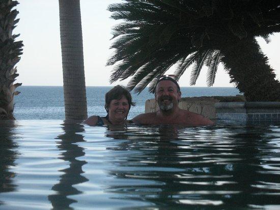 Hacienda del Mar Los Cabos :                                     encore la piscine infiniti