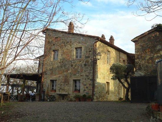 Agriturismo Casa Fabbrini:                   A Casa