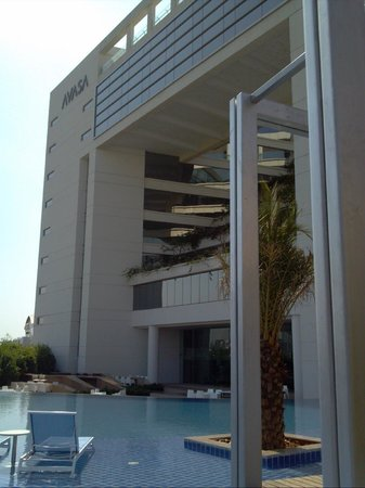Hotel Avasa:                   Pool