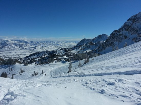 Utah Mountain Resort Tours - Day Tours :                   Daytrip to Snowbasin
