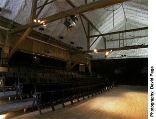 Globus Theatre: 150 seat black box theatre