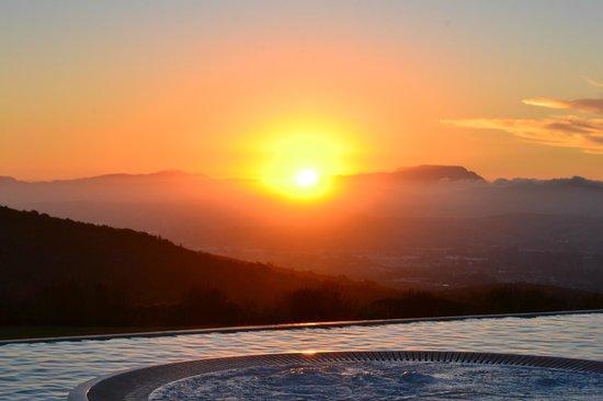 Indochine: Gorgeous sunset