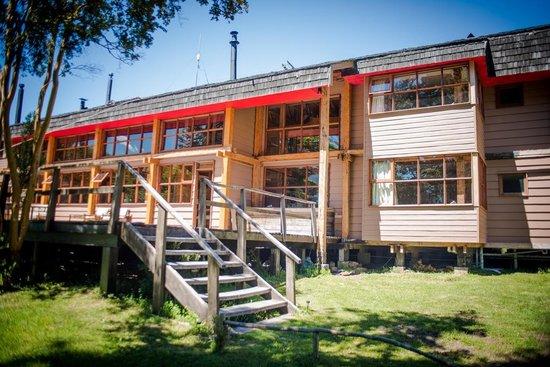 Yelcho en la Patagonia: Hotel
