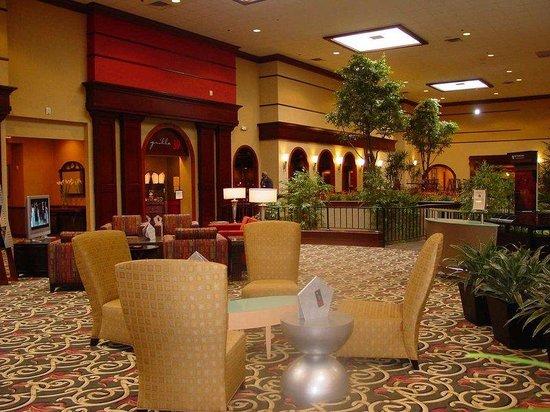 Doubletree by Hilton Hotel Detroit-Dearborn: Great Room