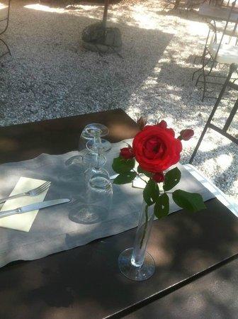 Hotel Restaurant Villa Glanum Saint Remy de Provence : jour de fête