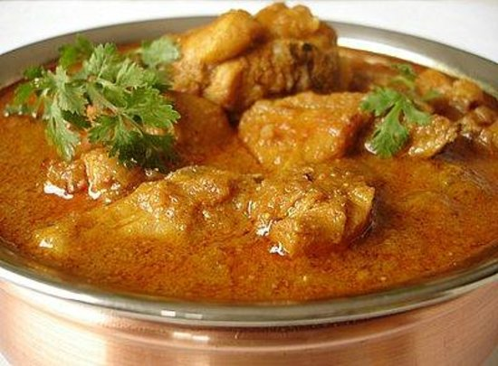 Touch Of Spice: Chicken Curry