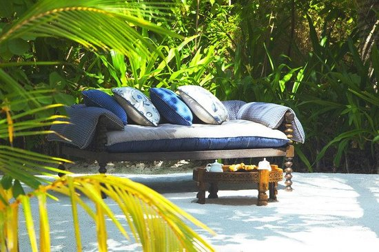 Naladhu Resort Maldives: Naladhu Coconut Grove