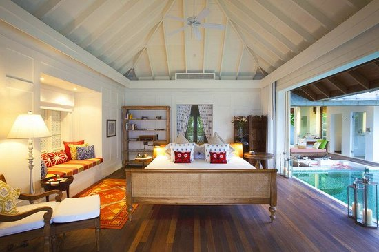 Naladhu Resort Maldives: Naladhu Houses