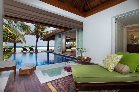 ‪‪Naladhu Resort Maldives‬: Ocean Pool Villa‬