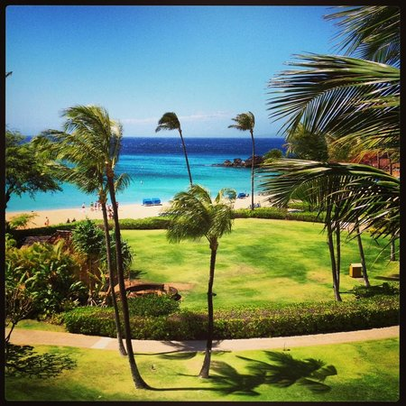 Sheraton Maui Resort & Spa: heavenly view from room