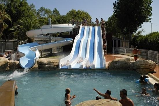 piscine camping les peupliers
